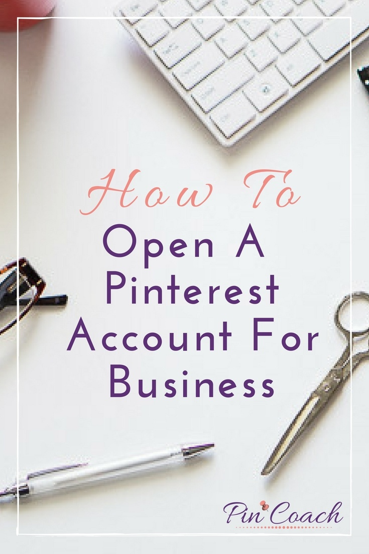Grow your business by opening a Pinterest account | #PinterestTips #PinterestMarketing