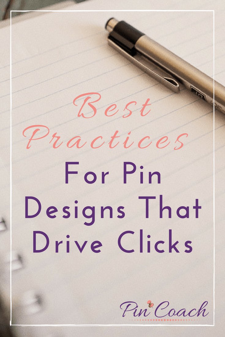 How to design pins that drive traffic to your online business | #PinterestTips #PinterestMarketing