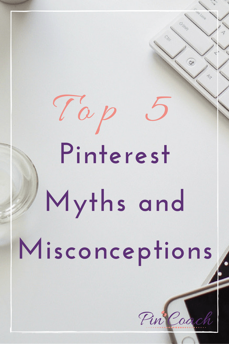 Discover the truth behind Pinterest's most talked about myths | #PinterestTips #PinterestMarketing