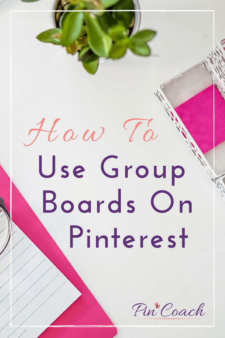 Discover how to collaborate in group boards on Pinterest to increase traffic to your blog posts and content. These guidelines for joining group boards will help you grow your account and turbocharge your Pinterest presence. Read the Pin Coach's blog post and learn more. | Pinterest Group Boards