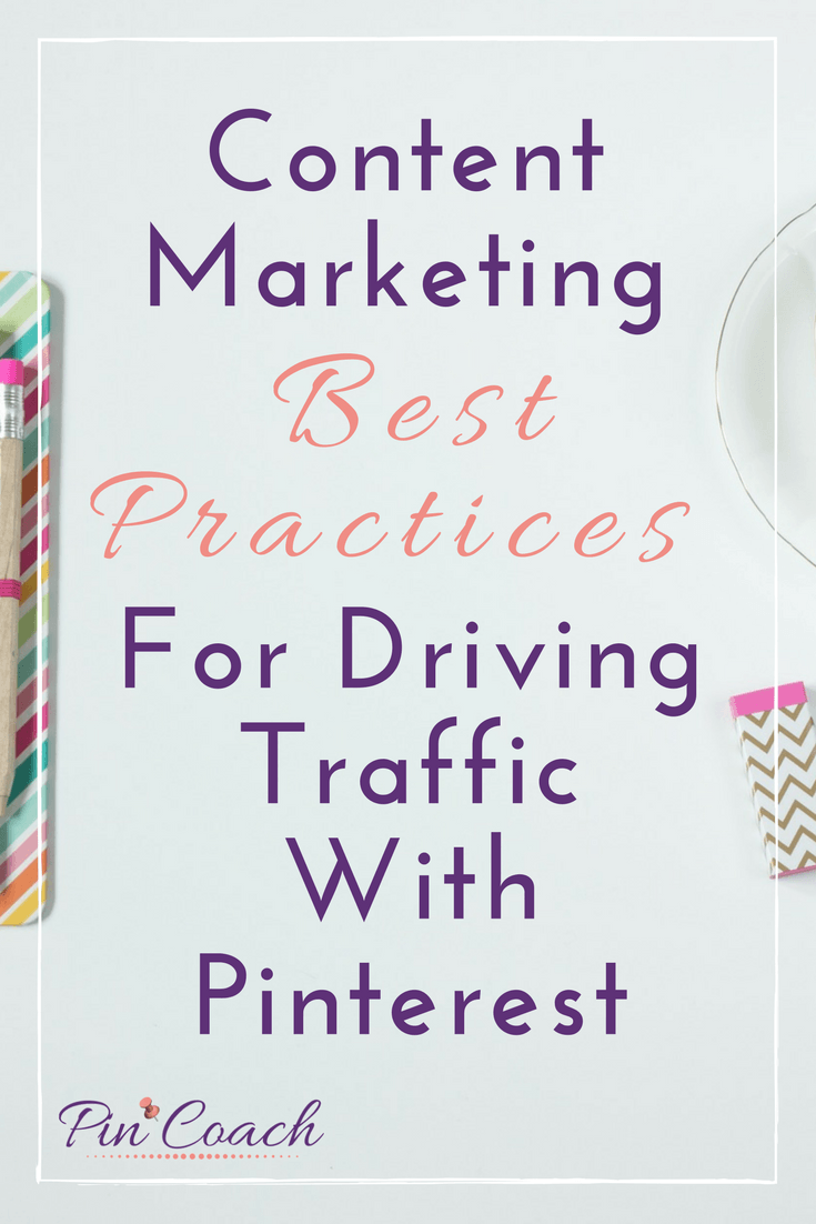 Learn how to increase qualified traffic to your website using content marketing on Pinterest. People are out there just waiting to discover the valuable information you deliver, and they'll get to know your products and services along the way. Read the Pin Coach blog and learn more. | Pinterest Content Marketing | #PinterestTips #PinterestMarketing
